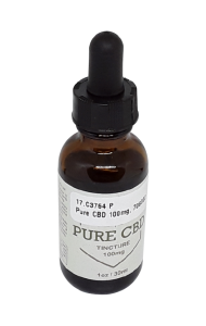 Pure CBD 100mg